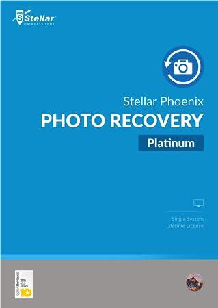 Stellar Phoenix Photo Recovery Platinum Mac [Download]