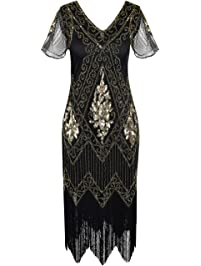 PrettyGuide Womens 1920s Dress ...