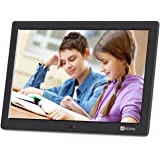 Arzopa 10.1 Inch Widescreen Digital Frame HDMI-in 1280x800 Hi-Res HD Video(1080p) Player with Ultra Slim Design Mstar Solution (Black)