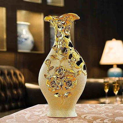 Amazon Com Zazaza Handicraft Decoration Ceramic Vases Decoration