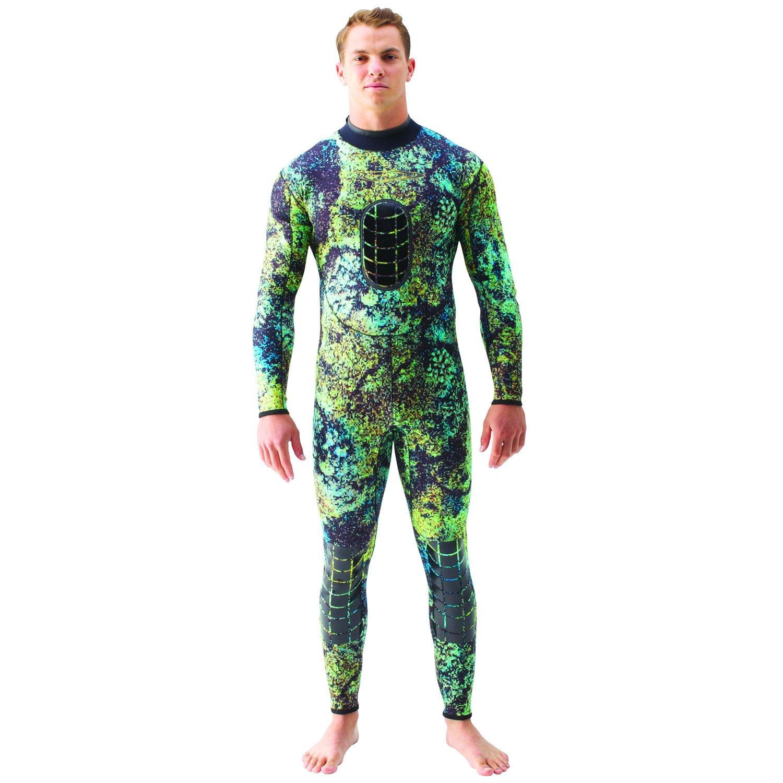 Amazon.com: riffe 1,5 mm digi-tek camuflaje traje de ...