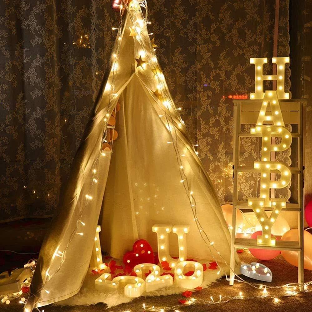 Elektroinstallation Lsdakoop Led Lichterkette Mit Kalt Warmweiss