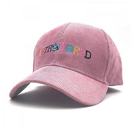 3e3b62a3 Amazon.com: Dad Hat 100% Cotton Embroidery Astroworld Baseball Caps Unisex Travis  Scott (Pick): Home & Kitchen