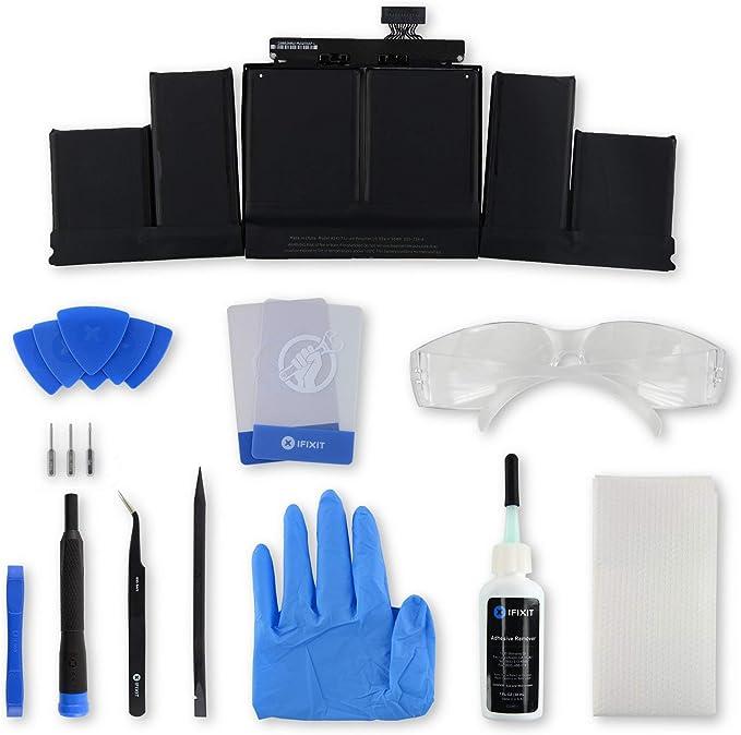 """95WH NUOVO ORIGINALE A1417 Original Equipment Manufacturer BATTERIA per MacBook Pro 15/"""" Retina A1398 2012 2013"""