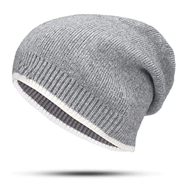 9797bb4f60001 Women Men Knitted Beanie Hat Cap for Girls Wool Hat and Male Skullies  Couples Stocking Hats