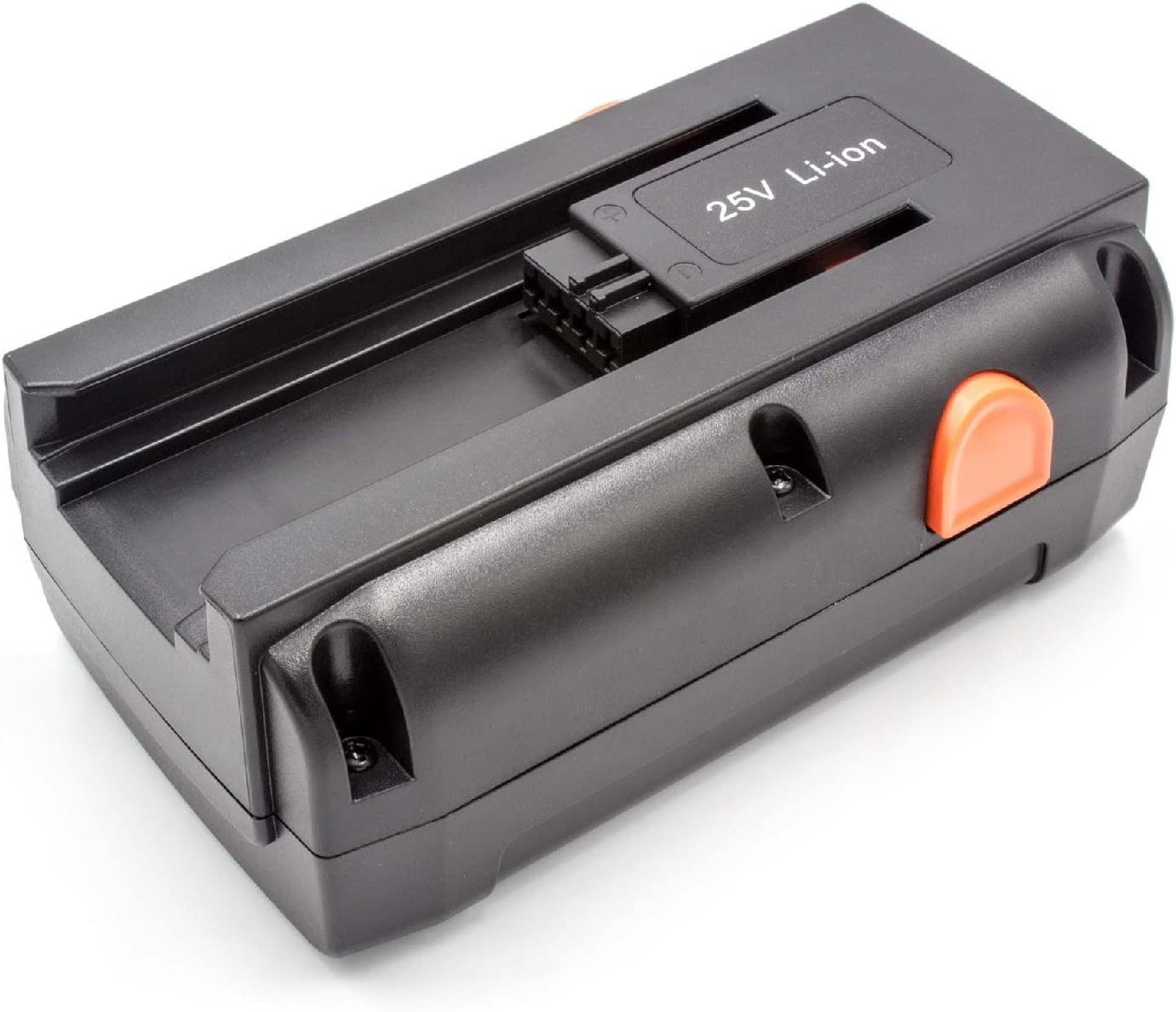 vhbw Batería Compatible con Gardena cortacéspedes helicoidales 380 C, 380 EC, 380 Li, 4024-20, 40254-20, 4028-20 (Li-Ion, 3000mAh, 25V)