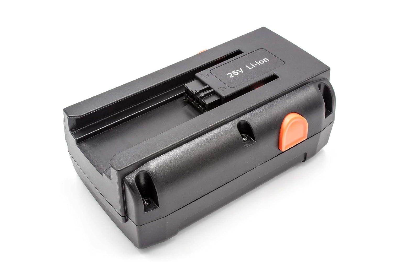vhbw Batería Compatible con Gardena cortacéspedes helicoidales 380 ...