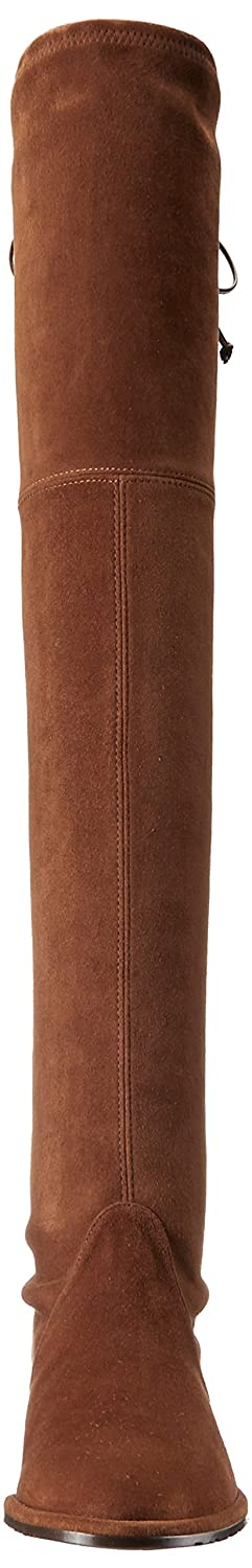 Stuart Weitzman Women's B(M) Lowland Over-The-Knee Boot B01B4W8JIM 6 B(M) Women's US|Walnut Suede 3cfa57