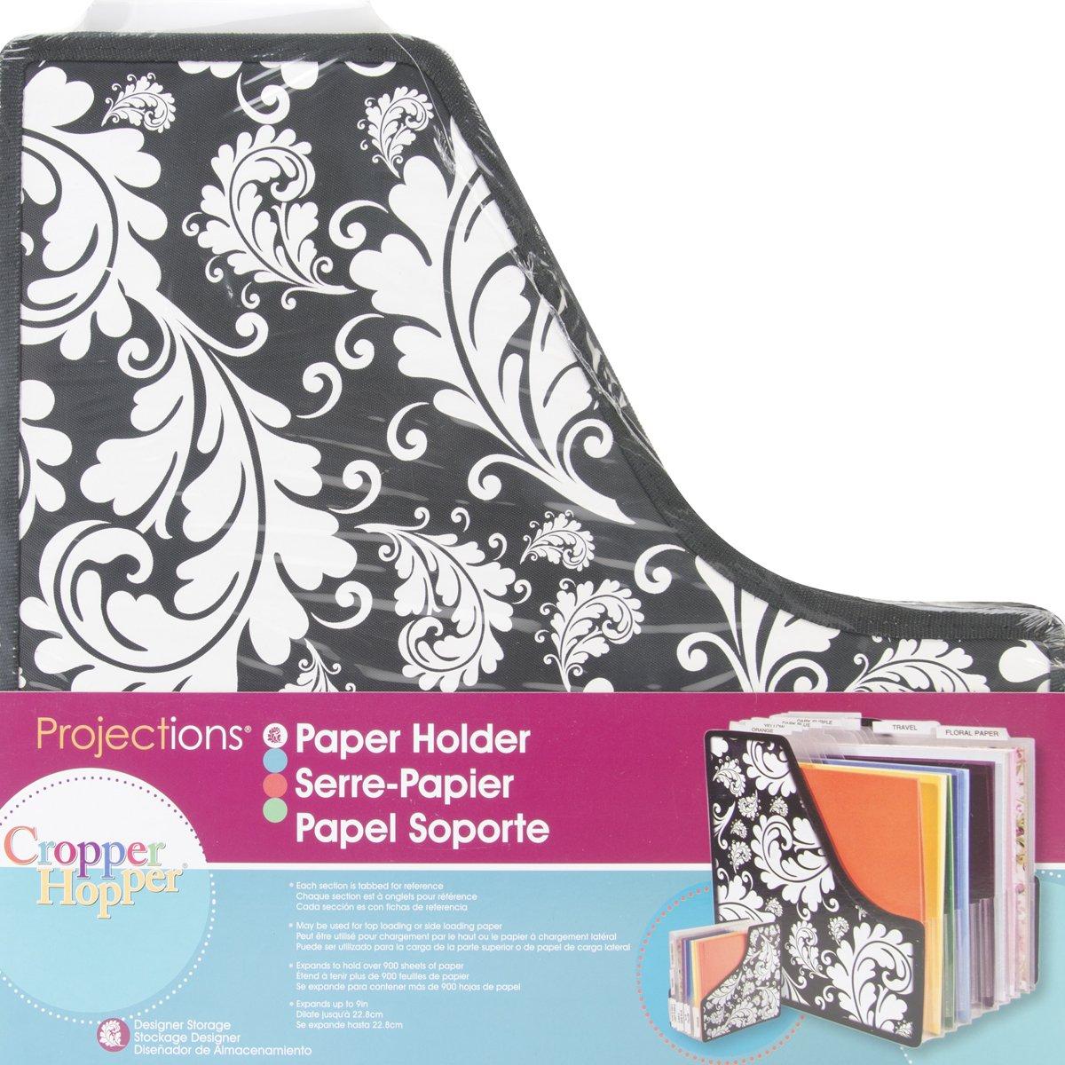 Advantus Cropper Hopper Projections Expandable Sticker Stadium