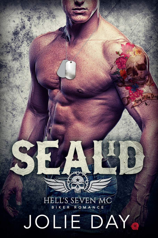 SEAL'D In Deep: Hell's Seven Biker Romance PDF