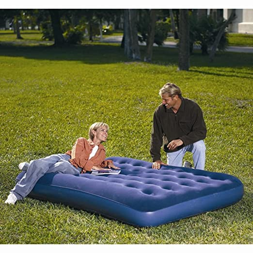 Bestway - Colchón Hinchable de 2 plazas Confort Quest Doble ...