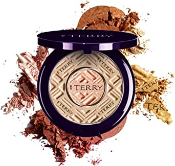By Terry Compact Expert Dual Powder - # 1 Ivory Fair for Women - 0.17 oz Compact, 5.1 Milliliter