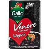 Riso Gallo Riz Noir Vénère 500 g - Lot de 2