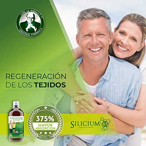 SILICIUM G5 SILIPLANT | Silicio Orgánico Liquido bebible | Aumenta ...