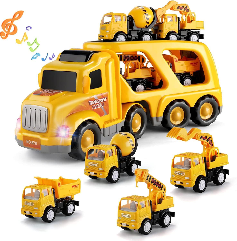 Construction Transport Truck