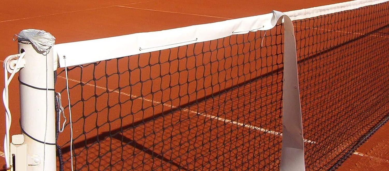 Cinta de Protección para la Red de Tenis. Dos Medidas, Pista para ...