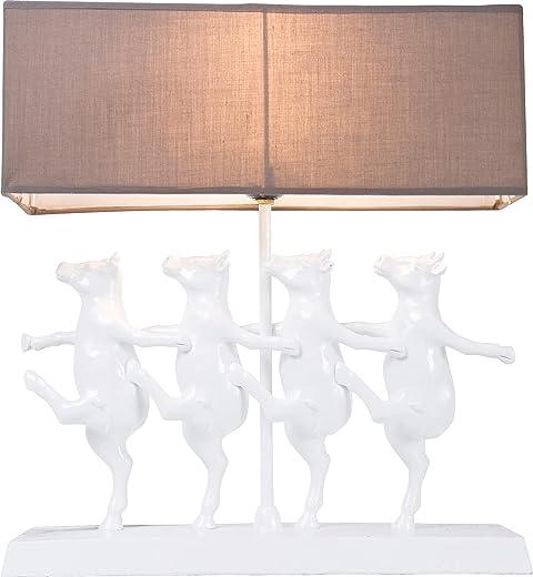 Nachttischlampe tanzende Kühe