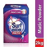 Surf Excel Matic Front Load Detergent Powder - 2 kg