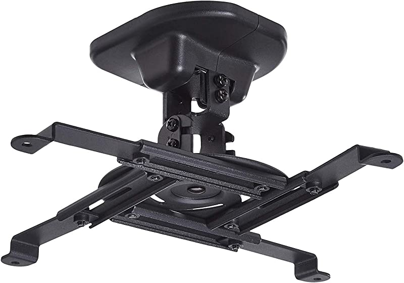 Amazon Basics Tilting Projector Bracket Mount for Ceiling and Wall