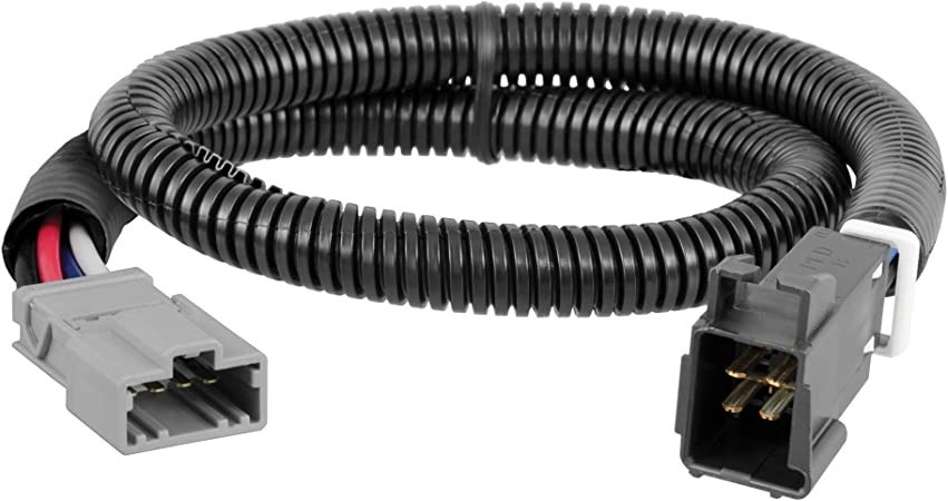 CURT TriFlex Brake Controller /& Wiring Kit for Honda Pilot Ridgeline 51393 /& 51140