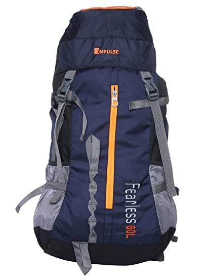 Image result for Impulse 65 Litres Backpack: