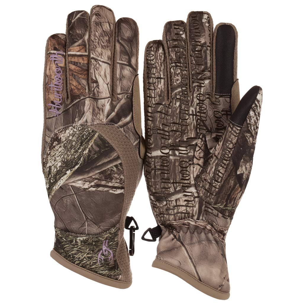 Huntworth Ladies Stealth Hunting Glove, Hidden, Small