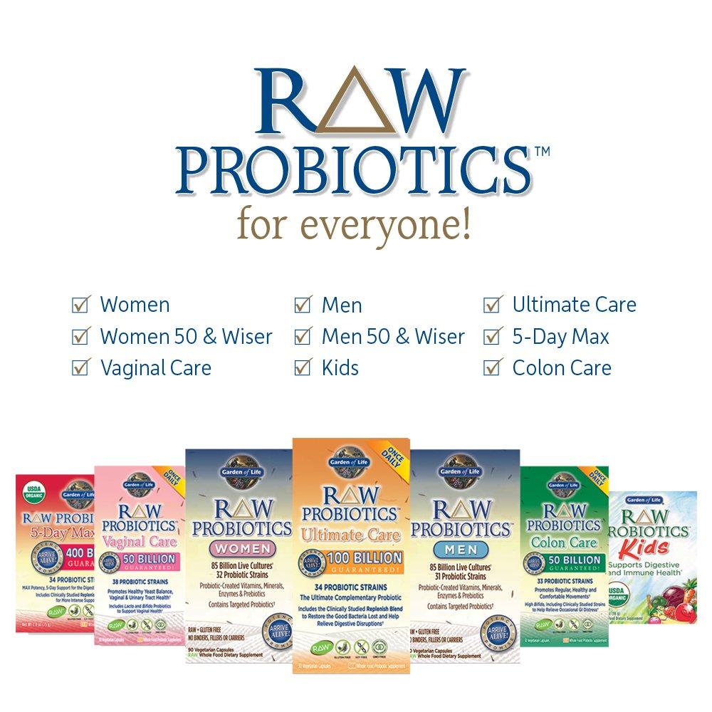 Garden Of Life Womens Probiotic