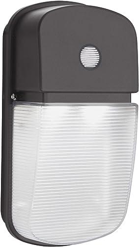 Lithonia Lighting OLWP 11 PE BZ M4 217AVG Wall Mounted Outdoor LED Light, 20 Watts, Bronze