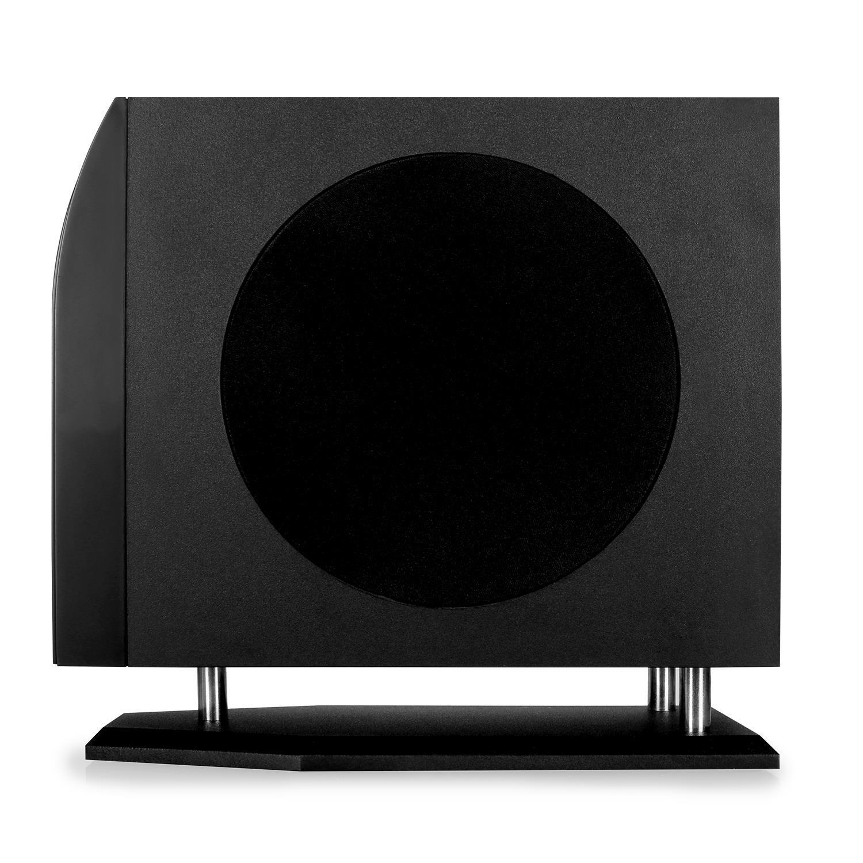 auna Areal Active 525 /• 5.1 Surround Sound System /• Home Cinema System /• Bass Reflex /• 5 Satellite Speakers /• Bluetooth /• USB Port /• SD /• AUX /• Black