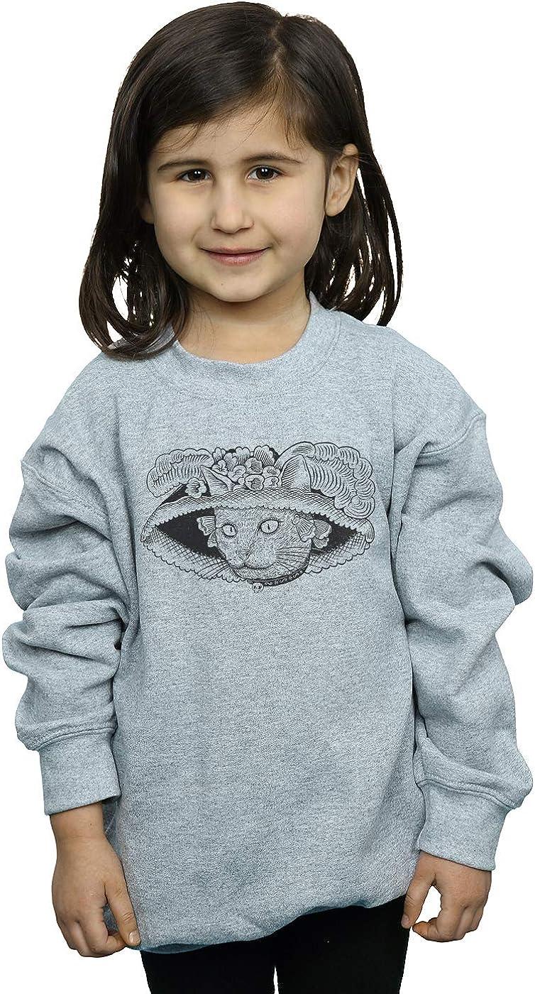 Pepe Rodriguez Girls Catrina Hat Sweatshirt