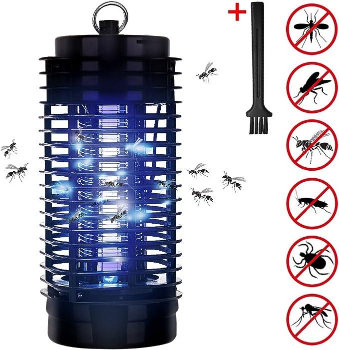 Insektenvernichter Mückenvernichter Insektenfalle Insektentöter UV-Licht Insekt