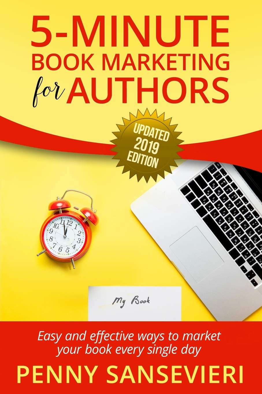 5 Minute Book Marketing for Authors - Updated 2019 Edition ...