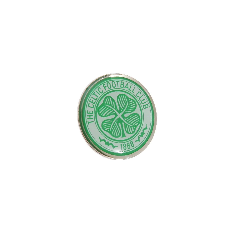 Glasgow Celtic FC Football Club Metal Pin Badge Crest Logo Emblem ...