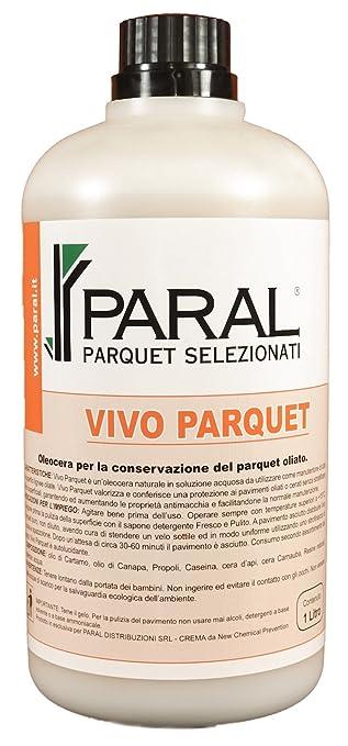 6 opinioni per Vivo Parquet 1Lt- Protettivo per pavimenti in legno trattati ad olio