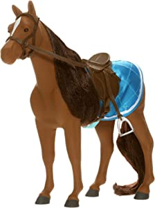 Sirius The Welsh Mountain Pony Lottie Doll Horse | Horse Gifts for Girls | Horse Toys for Girls & Boys