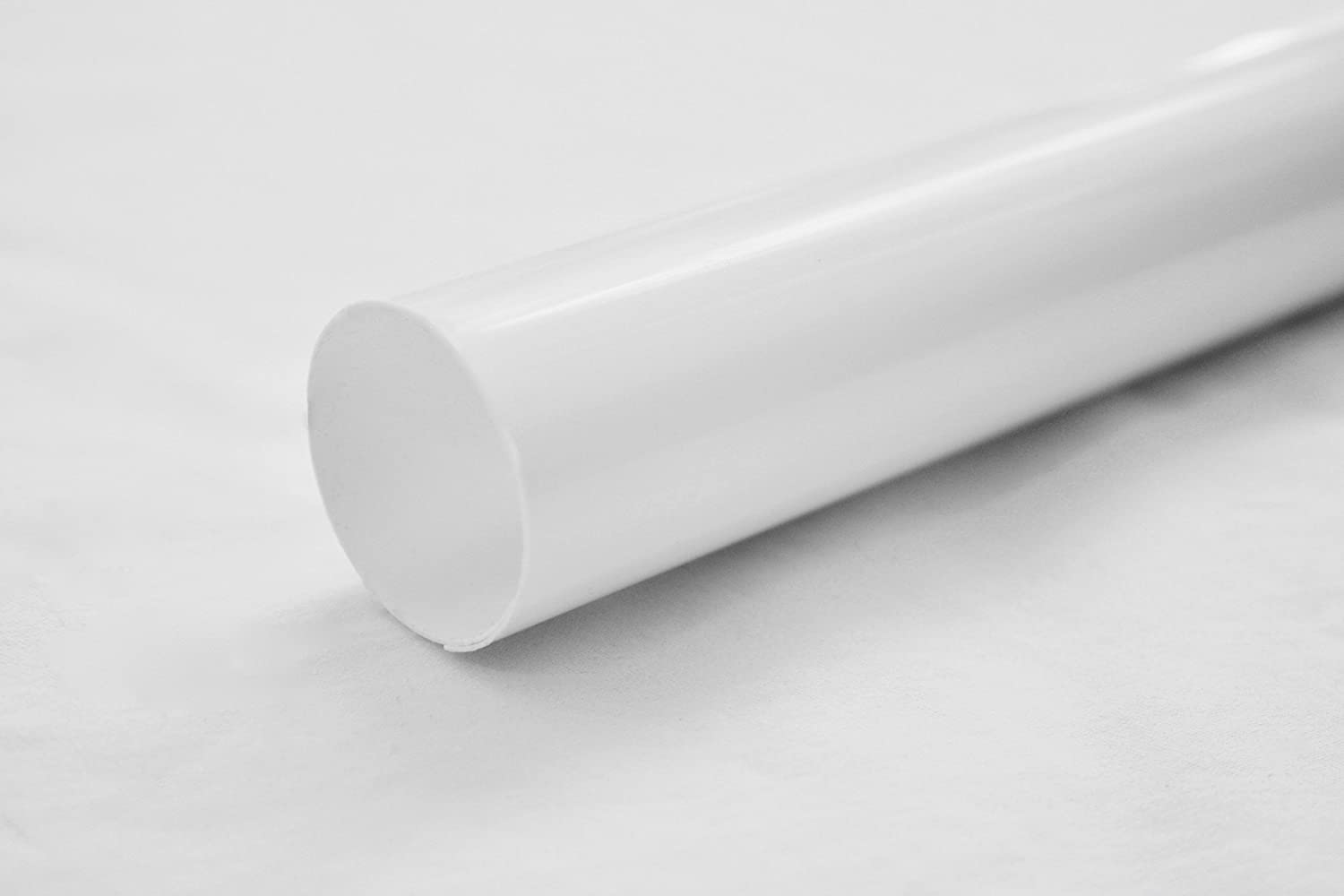 Superior Amazon.com: Closet Rod Cover By Jenacor | Rod Cover Rod Covers Plastic  Tubing Rod Protective Cover Rod Cover Sleeve | White Plastic Closet Rod  Cover 1 1/4 ...