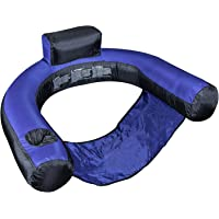 Deals on Swimline Fabric Covered U-Seat Pool Inflatable