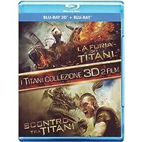 I Titani - Collezione 3D - La furia dei Titani + Scontro tra Titani(3D+2D);Wrath Of The Titans;I Titani - Collezione 3D - La furia dei Titani + Scontro tra Titani [Italia] [Blu-ray]