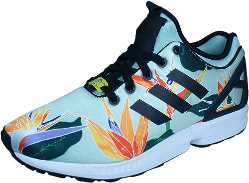 sagrado juntos Sin  adidas Originals ZX Flux NPS Sneaker Green B34468, Size:43 1/3:  Amazon.co.uk: Shoes & Bags