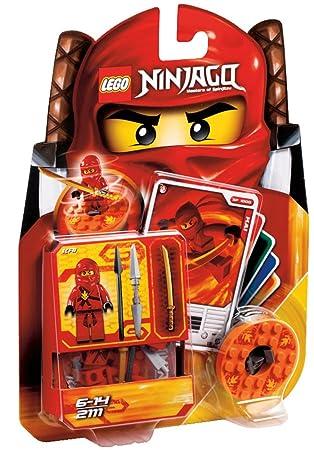 LEGO Ninjago 2111 - Kai: Amazon.es: Juguetes y juegos