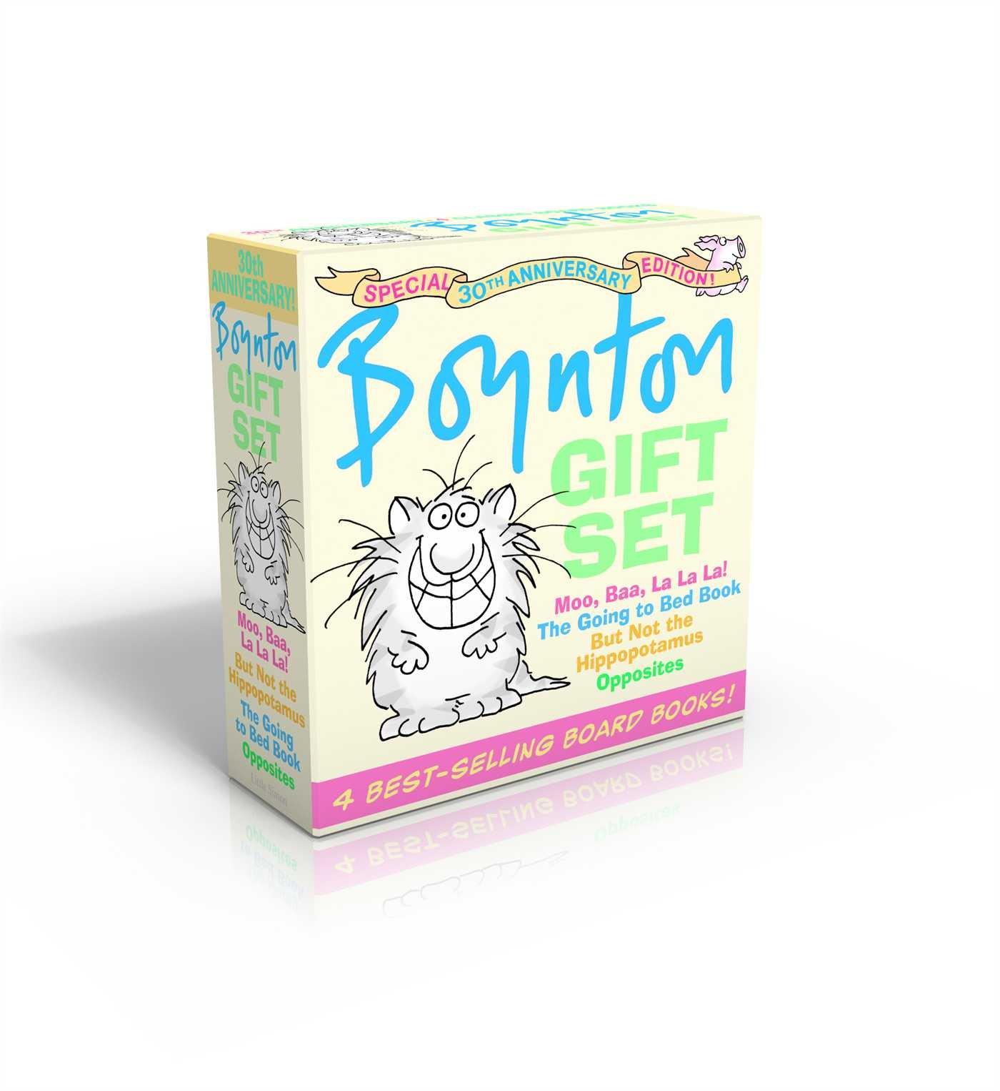 Boynton Gift Set Anniversary Hippopotamus product image
