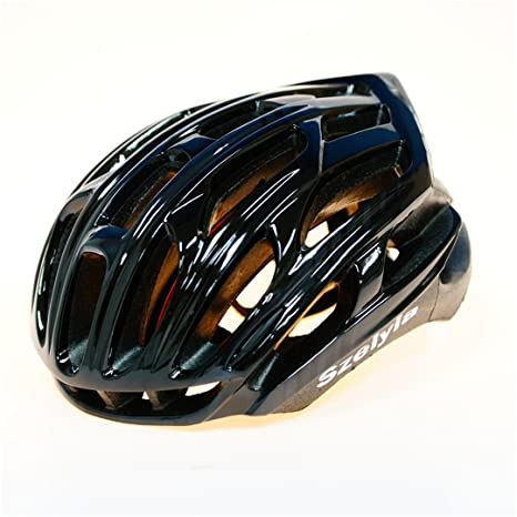helmett Scrohiro Mtb Mountain Bike Helmet Cascos Bicicleta Carretera Ciclismo Bicycle Cycling Intergrally Light blk