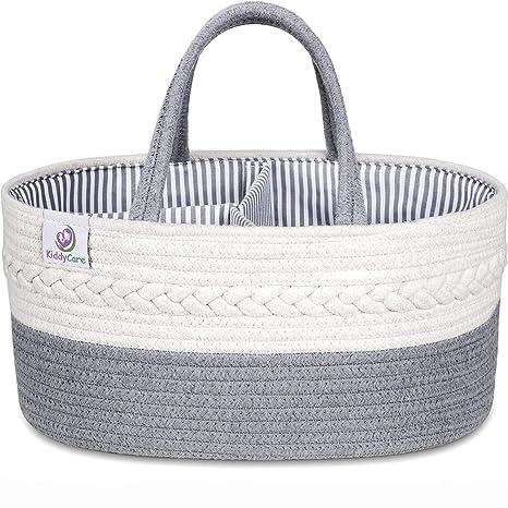 Amazon.com: KiddyCare organizador de pañales para bebé ...