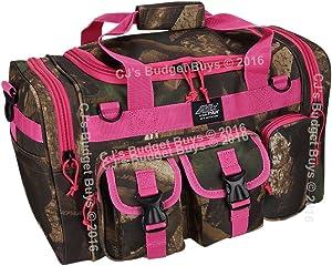 Nexpak TF Waterproof Duffel Duffle Bag Tactical Military Range Molle Outdoor Travel + Key Ring Carabiner