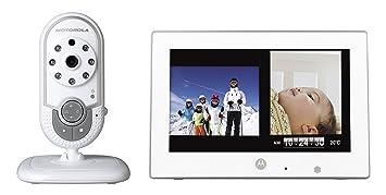 Amazoncom Motorola 7 Baby Monitordigital Picture Frame With