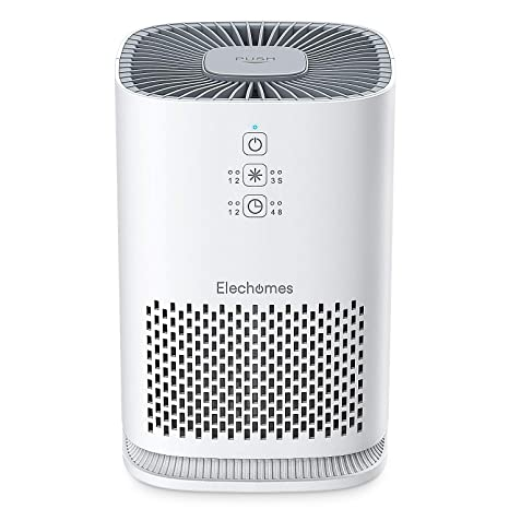 Elechomes Air Purifiers for Home with True HEPA Filter