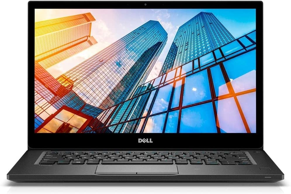"Dell Latitude 7400 Intel Core i7-8665U X4 4.8GHz 16GB 256GB SSD 14"", Black (Renewed)"
