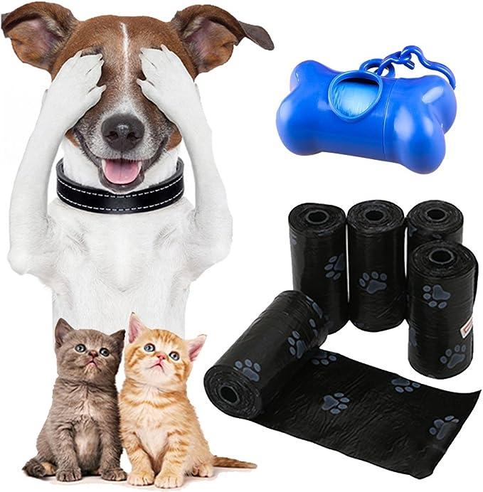 Vidillo Pet Poop - Bolsa de Basura para Perro, Gato, Camping ...