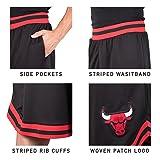 NBA Detroit Pistons Men's Mesh Basketball Shorts