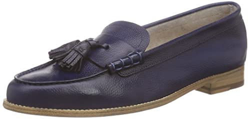 LottusseS8635-12029-03 - Mocasines Mujer, Color Azul, Talla 40: Amazon.es: Zapatos y complementos
